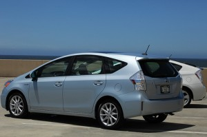 Hybrid car fuel costs