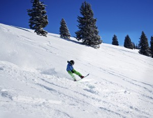Vail Snowboarding