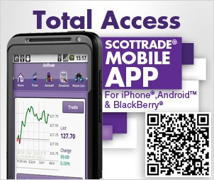 Scottrade Mobile App