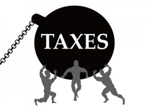 Protect your identity - Taxes