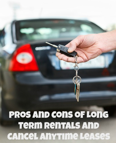 Pros and cons of long term rentals