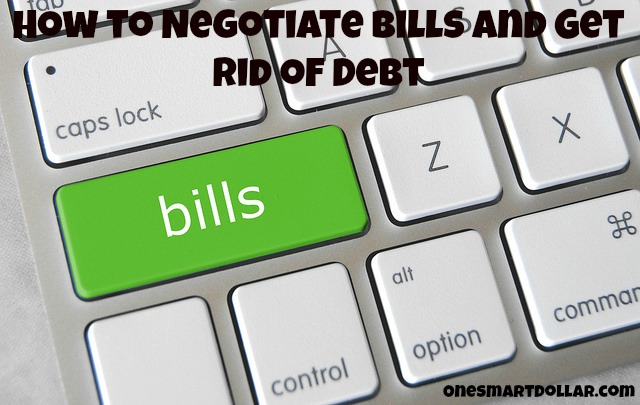 How to Negotiate Your Bills