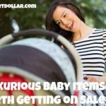 3 Luxurious Baby Items Worth Getting on Sale