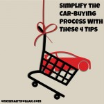 Simplify the car buying process
