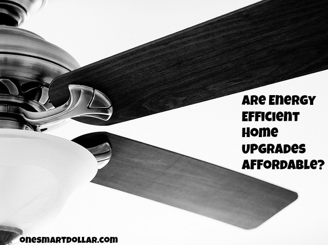 Are Energy-Efficient Home Upgrades Affordable?