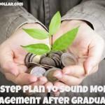 A 5-Step Plan to Sound Money Management After Graduation