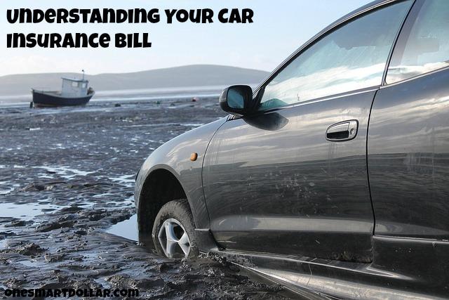 Understanding Your Car Insurance Bill