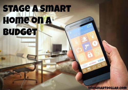Stage a Smart Home on a Budget