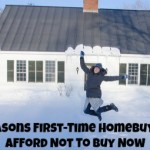 Three Reasons First-Time Homebuyers Can