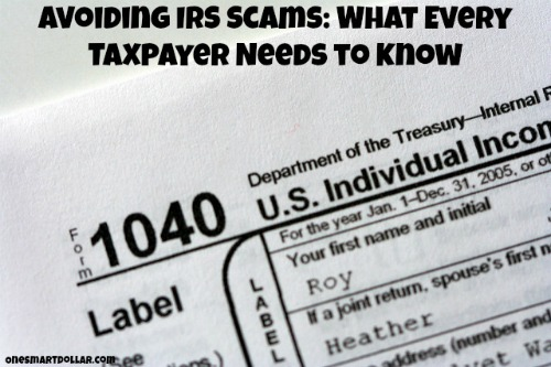 Avoiding IRS Scams: What Every Taxpayer Needs to Know