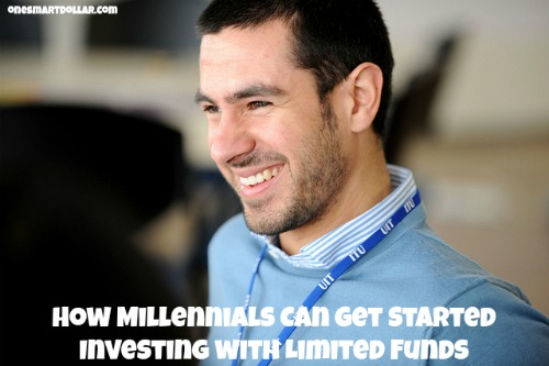 How Millennials Can Get Started Investing with Limited Funds