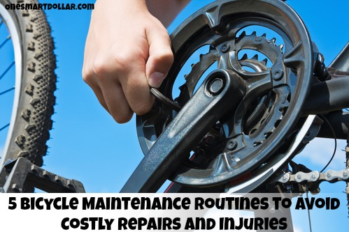 5 Bicycle Maintenance Routines to Avoid Costly Repairs and Injuries