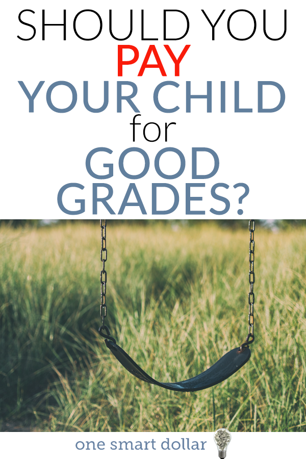 Should you be paying your kids when they bring home good grades? #Students #Kids #GoodGrades