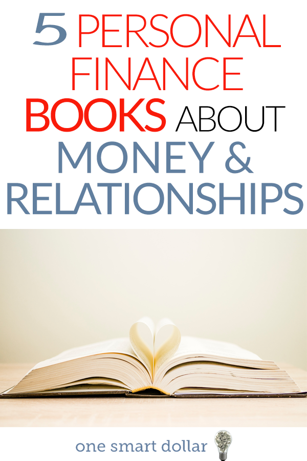 Check out five of the best books about money and relationships.