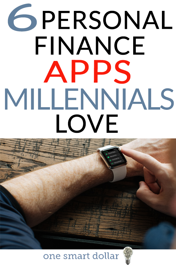 If you are a millennial then you need to download these six personal finance apps