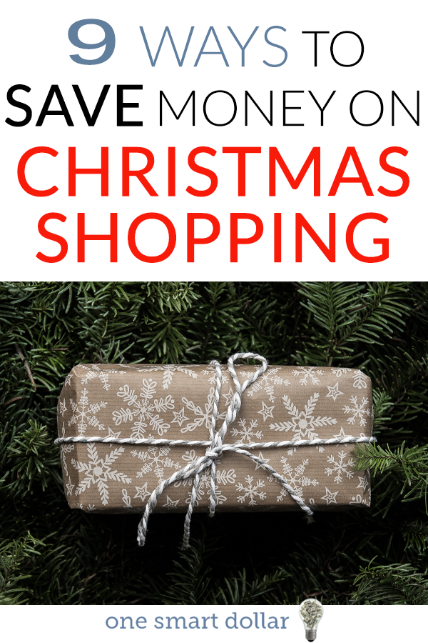 Are you looking to save money on your Christmas shopping? Make sure you follow these 9 tips