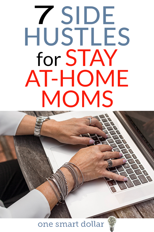 Are you a stay at home mom looking to add a second income for your family? #SideHustle #SAHM #StayAtHomeMom #MakeMoney #MoneyMatters