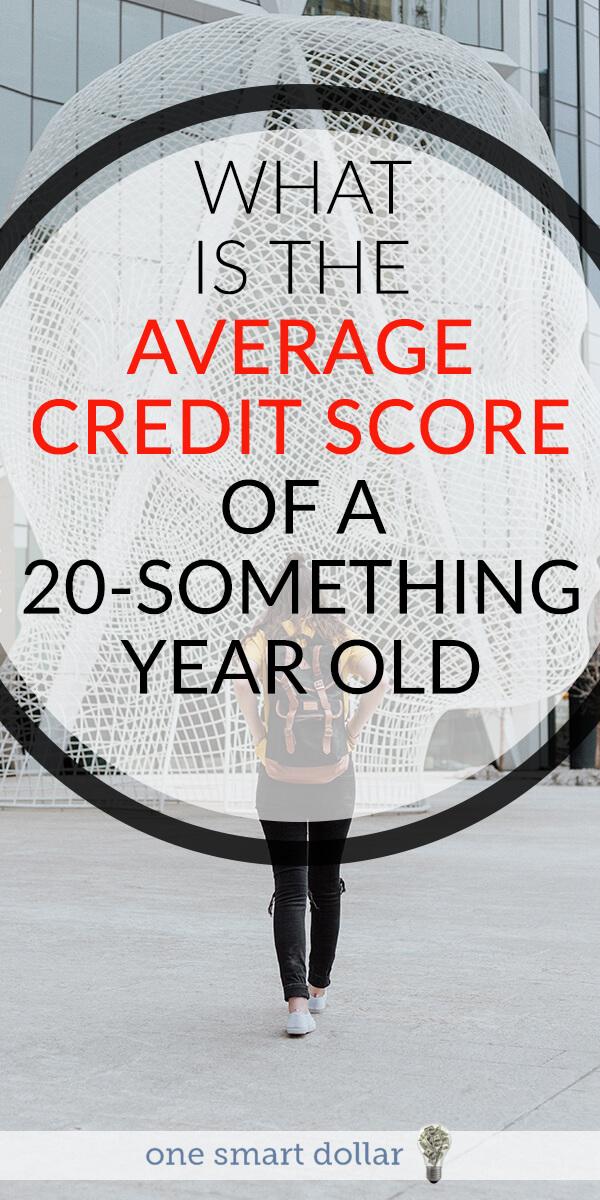 average credit score 20 something one smart dollar. Black Bedroom Furniture Sets. Home Design Ideas