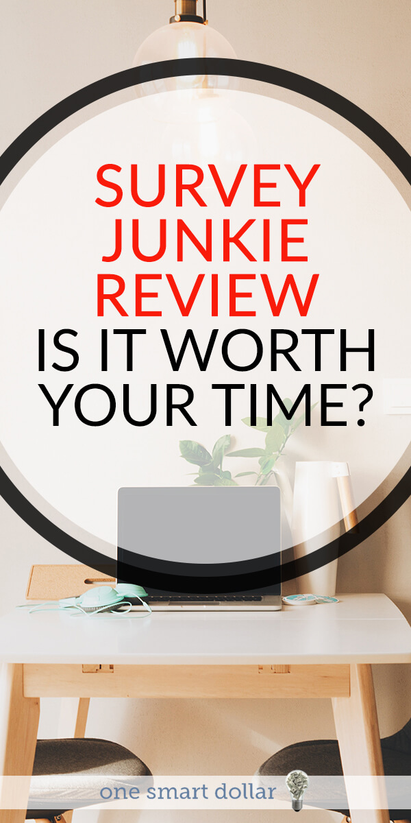 Survey Junkie Review - Is It Worth Signing Up?   One Smart