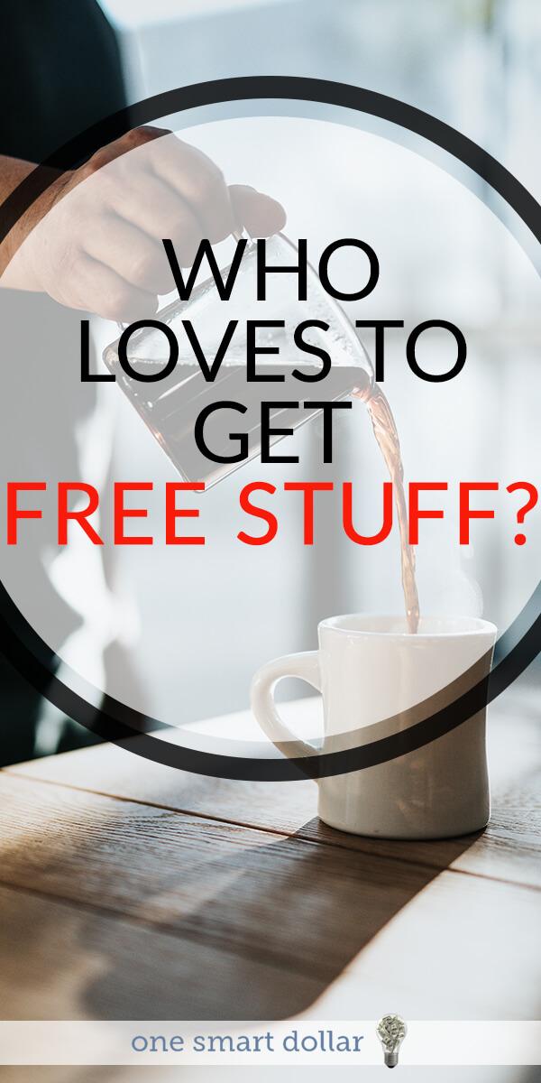 Companies that give away free stuff